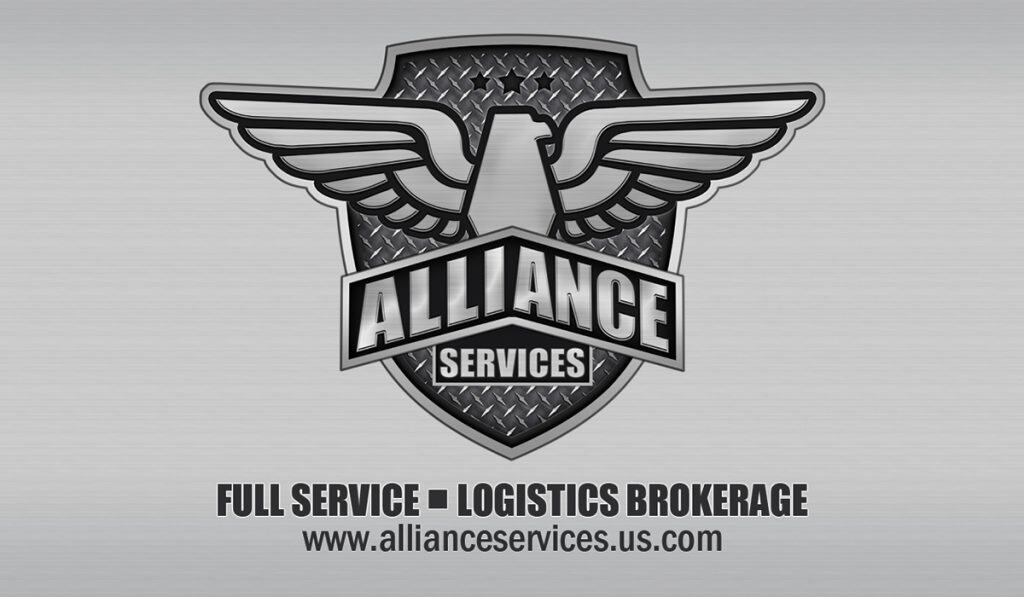 Logistics Business Cards