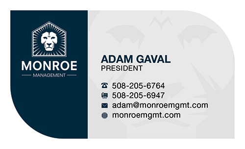 Apartment Rental Business Cards